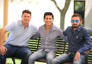 04042016 Daniel, Orlando y Federico.