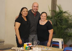 04042016 Rosy, Sergio y Vero.