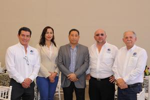 08042016 Adelmo, Salvador, Gerardo, Carlos y Jorge.