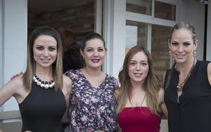 09042016 Viridiana, Diana, Gaby y Carla.