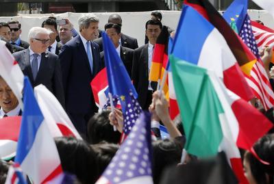 Kerry afirmó que el viaje no es sobre el pasado. Sino para fortalecer la relación entre las naciones.