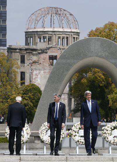 Desde los ataques de Hiroshima, en los últimos 71 años los países deben asegurarse de que nunca más se usen las armas nucleares.