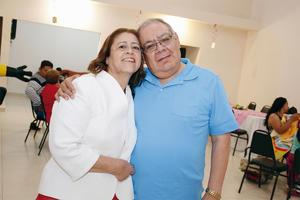 13042016 FELICES.  Conchita y Antonio.