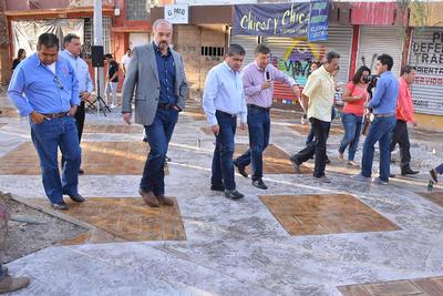Miguel Angel Riquelme Solís, dijo que enviará al Cabildo la iniciativa de Reglamento para este nuevo espacio público.