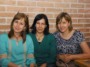 15042016 Marissa, Laura y Yolanda.