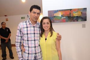 15042016 Martín Arreola y Martha Torres.