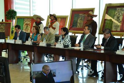 Horas antes, en sesión del Cabildo de Torreón se había celebrado también un evento conmemorativo.