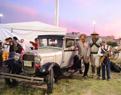 Con un evento especial, se festejó el 102 aniversario de la Toma de Torreón.