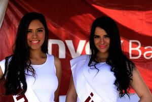 Karina y Aranza