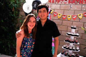 Alessa y Rafael