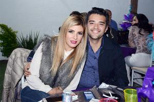 16042016 EN PAREJA.  Marien y Rafael.