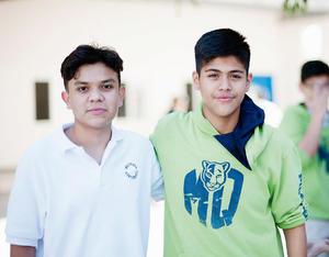 16042016 COMPAñEROS.  Erick y Luis.