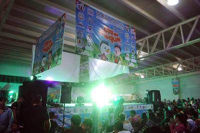 El evento se celebró en el centro comercial Intermall.