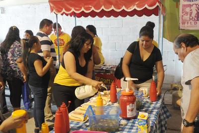 Un rico refrigerio recibieron los invitados del El Siglo de Torreón Día del Peque.