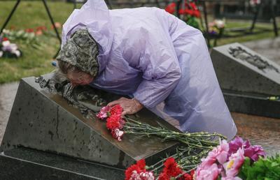 Ucrania conmemoró el 30 aniversario de la catástrofe en la Central Electronuclear de Chornóbyl.