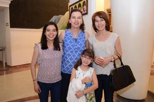 21042016 Diana, Luisa, Laura y Norma.