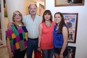 21042016 Anacris, Janeth, Alberto, Sandra y María.