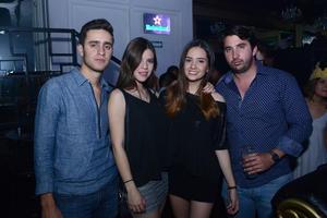 22042016 Claudio, Marijose, Mariangel y Jorge.