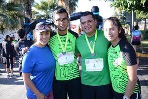 25042016 Alma, Josean, José Ángel y Sofía.