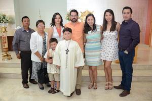 26042016 Luis Antonio Gámez y familia.