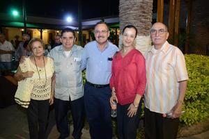27042016 Irma, Francisco, Ezequiel, Lucy y César.