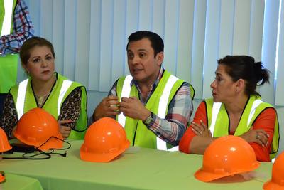 El gerente general, Xavier Herrera Arroyo, atendió a los regidores.