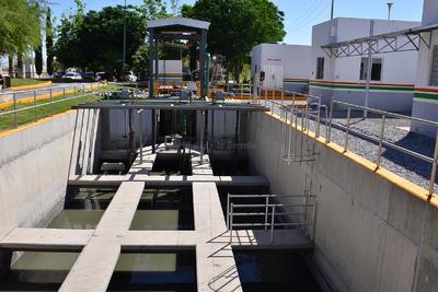 Se cumple un año de que el Simas Torreón tomó posesión de las instalaciones de la Planta Tratadora de Aguas Residuales (PTAR).