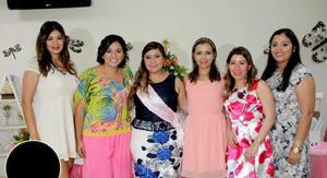 29042016 Diana, Aneley, Ercy, Cirene,  Betsy y Luz Elena.