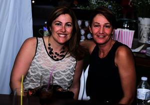 Güera Montalvo y Cristina González