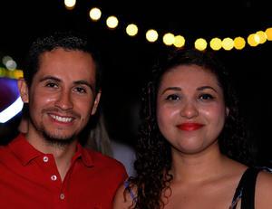 Aldo y Diana