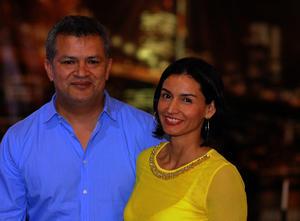 Rubén y Judith