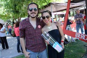 30042016 Iván y Michelle.