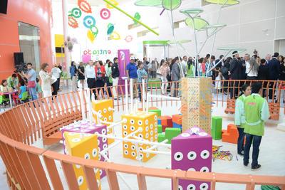El museo cuenta con 27 exhibiciones permanentes y una sala completa para exposiciones temporales.