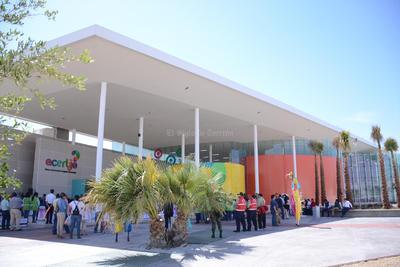 Se inauguró el Museo Interactivo Acertijo en el interior del parque La Esperanza de Gómez Palacio.