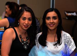 Thalía y Azucena