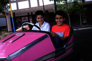 Alejandro y Memo