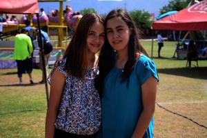 Ximena e Isabel