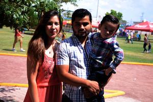 Elizabeth, Jorge y Jorge