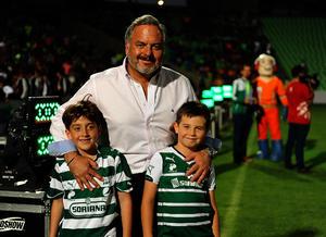 Jorge Emilio, Gabriel y Jaime