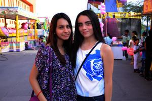 Naomi y Luisa