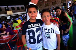 Roberto y Javier