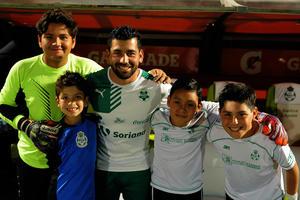 Luis, Robert, Paco, Santiago y José Alberto
