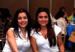Danais y Claudia