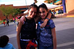 Mariana y Valentina