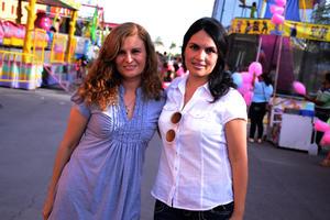 Rosario y Marcela