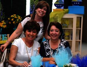 Aracely, Cecy y Rosalinda