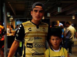 Carlos y Bryan