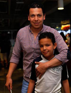 Diego y Armando