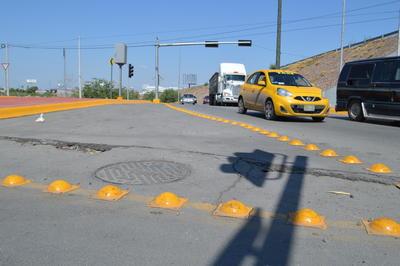 Para las dos de la tarde el tráfico aumentó en todas las vialidades que conectan con la zona cerrada.