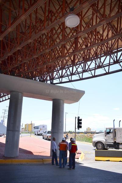 Se sumaron también autoridades municipales de Torreón.